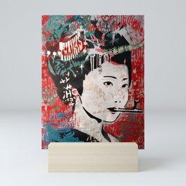 Don´t stop till Tokyo Mini Art Print