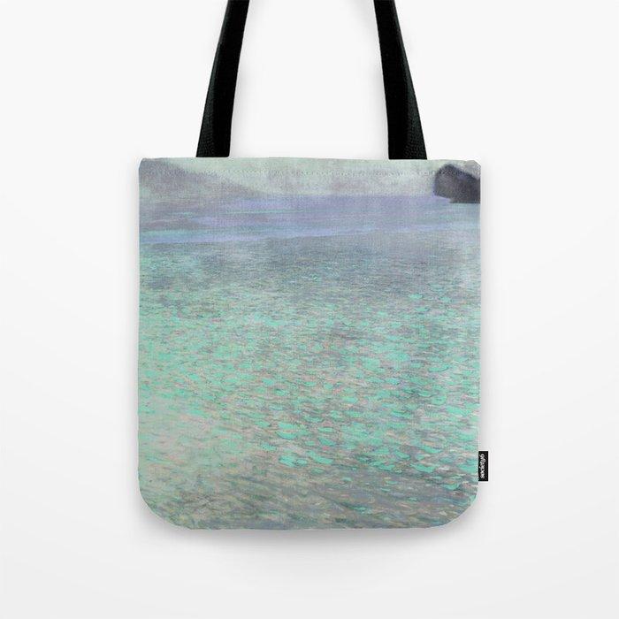 Klimt at Attersee Tote Bag