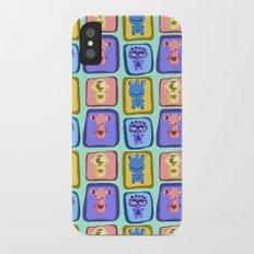 Super Cute Monsters Slim Case iPhone X