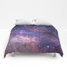 STARS - SKY - GALAXY - PLANETS Comforters