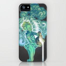 The Lunar Divine iPhone Case