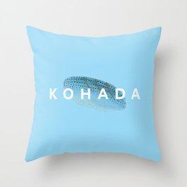 KOHADA - 2 Throw Pillow