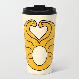 Hedwig Wig! Travel Mug