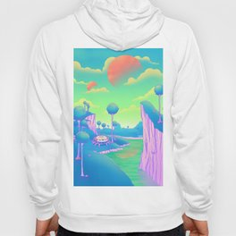 Planet Namek Hoody