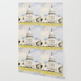 Capitol Washington DC, USA Wallpaper