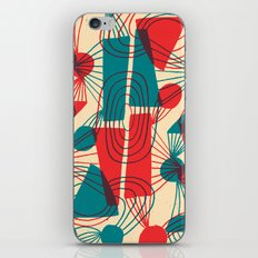 Floating Thoughts iPhone & iPod Skin