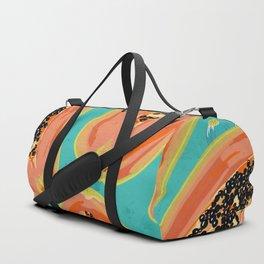 Papaya Duffle Bag