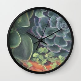 Patio Garden Wall Clock
