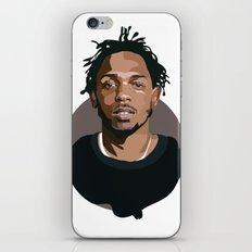 Kendrick Lamar iPhone & iPod Skin