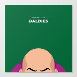 Lex Luthor Canvas Print