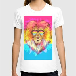 The Pan Lion Pride T-shirt