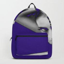 Posing Girl Backpack