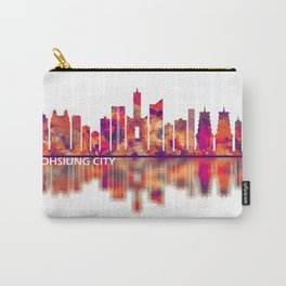 Kaohsiung City Taiwan Skyline Carry-All Pouch