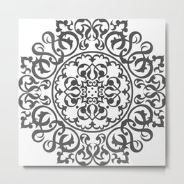 middle east style Metal Print