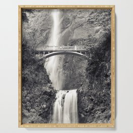 Multnomah Falls Serving Tray