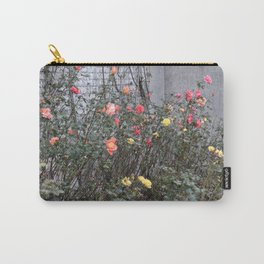 Colorful Roses Carry-All Pouch