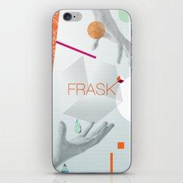 Frask - Hands iPhone Skin