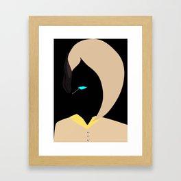 Better watch out Framed Art Print