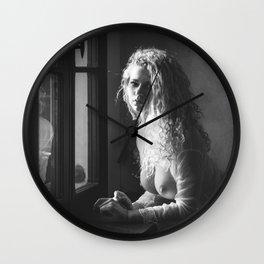 Tu m as promis BW Wall Clock