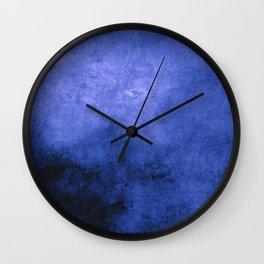 Abstract Cave X Wall Clock