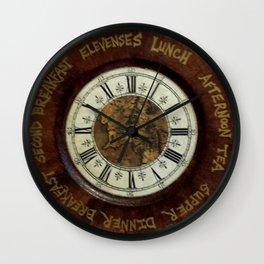 Hobbit Clock Wall Clock
