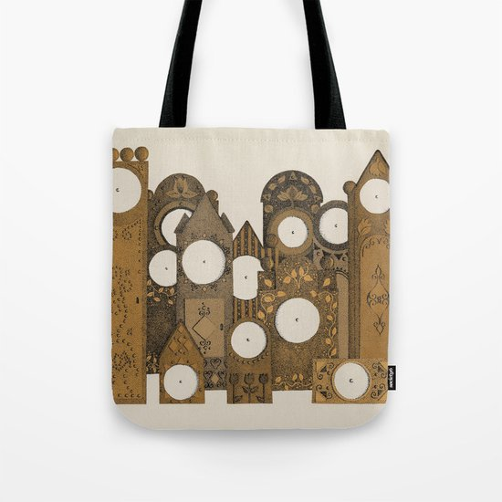 Points in time Tote Bag