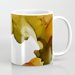 Autumn Ink Composition II Coffee Mug