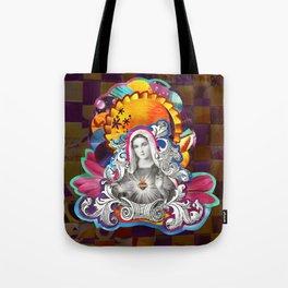 Imaculado Coração de Maria (Immaculate Heart)  Tote Bag