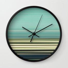 Vitesse immobile 01 Wall Clock