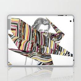 Origami Girl Laptop & iPad Skin