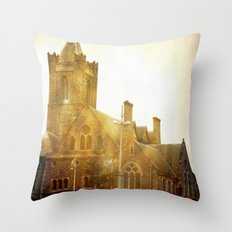 Church Time! Throw Pillow