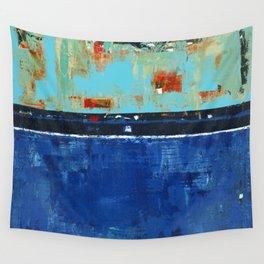 Dress Blues Wall Tapestry