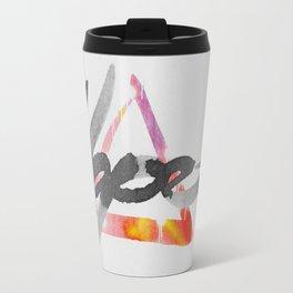 #hope Travel Mug