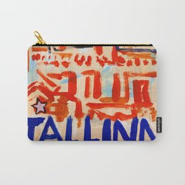 European Capital - Tallinn Carry-All Pouch