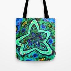 STARFISH GALAXY Tote Bag