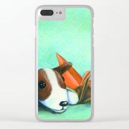 Friends Clear iPhone Case
