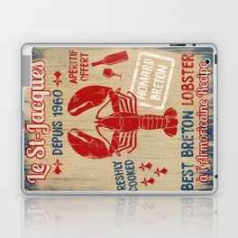 Le St-Jacques Lobster Shack Laptop & iPad Skin