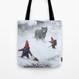 furry demon Tote Bag