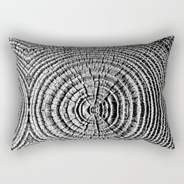 Board of the Rings Rectangular Pillow