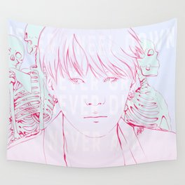 Lost boy Wall Tapestry