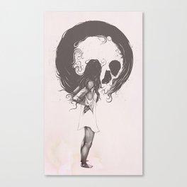 Apprehension Canvas Print