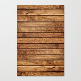 PLANKS Canvas Print