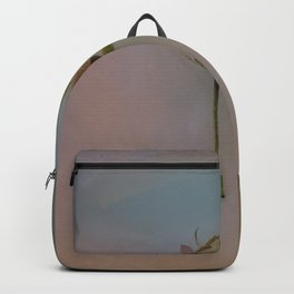 Once Upon a Time a Dancer Rose Backpack