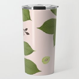 Wych Elm Travel Mug