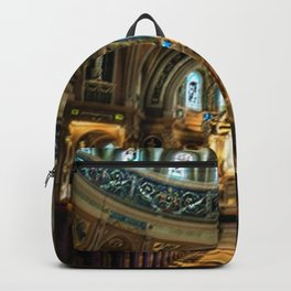 'The Church of Strange New Things,' A Portrait by Jeanpaul Ferro Backpack