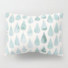 Drop water pattern Pillow Sham