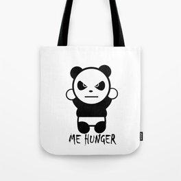 Freakout Panda... Tote Bag