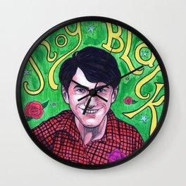 Das Ist Roy Black Wall Clock