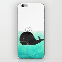Cetacea iPhone Skin