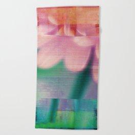 Jardin Beach Towel